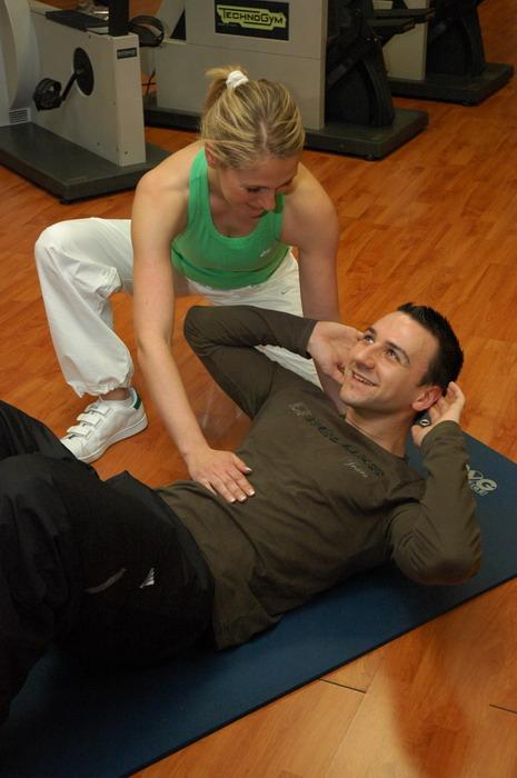 Personal training vitenforme