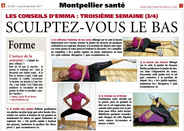 Presse 2011-26 Septembre - Direct Montpellier Plus