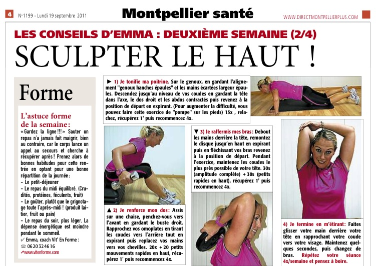 presse 2011-19 Septembre - Direct Montpellier Plus
