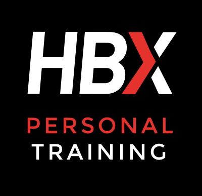 Logo HBX PT blanc cartouche